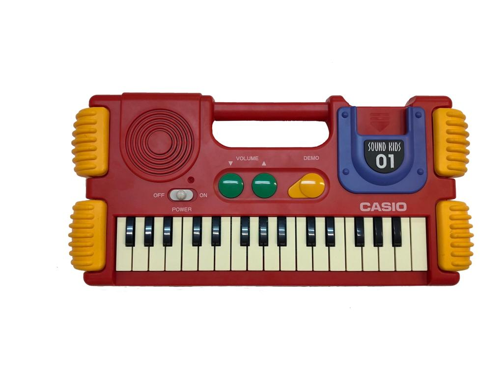 אורגנית CASIO Sound Kids 01
